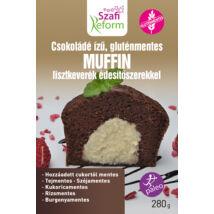 Muffin lisztkev. csok. (gm.) 280g Szafi