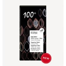 Étcsokoládé 100% BIO 80g Vivani