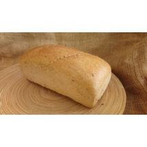BIO Félbarna búza kenyér 500g Piszkei