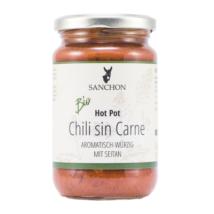 Chili con Szeitán BIO 330ml Sanchon