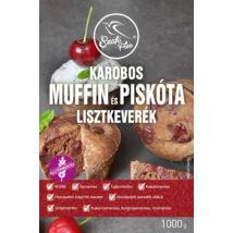 Muffin lisztkev. karobos (glutm.) 1000g