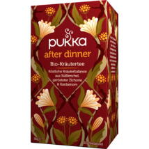 After dinner fűszertea BIO 20x1.8g Pukka