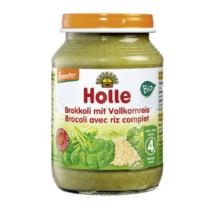 Bébiétel brokkoli-rizs püré BIO 190g