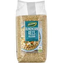 Barna rizs (kerekszemű) BIO 1kg Dennree