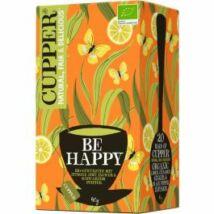 Be Happy tea (filt.) BIO 40g Cupper