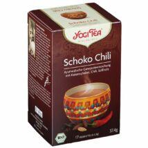 Csokoládé-chili tea BIO 17x2,2g YogiTea