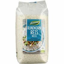 Fehér rizs (kerekszemű) BIO 1kg Dennree