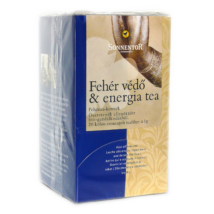 Fehér tea védő-energia BIO 18x1,5g Sonnen