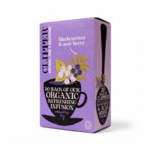 Feketeribizli-acai tea (filt.) BIO 50g