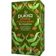 Ginseng Matcha tea BIO 20x1,5g Pukka