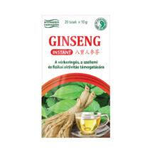 Ginseng tea instant 20x10g Dr.Chen