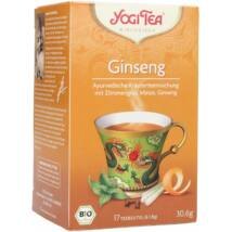 Ginseng tea BIO 17x1,8g YogiTea