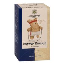 Gyömbér Energia tea BIO 18x1,8g Sonnent.