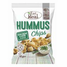Humusz chips (tejföl-snidling) 45g