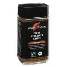 Instant kávé Papua Neug. BIO 100g MountH
