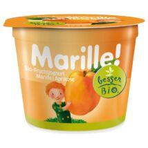 Joghurt (barackos) BIO 150g Salzburg Mil