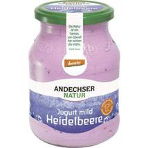 Joghurt (áfonyás) BIO 500g Andechser