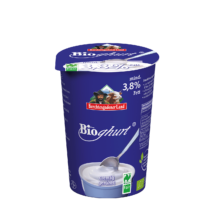 Joghurt 3,8% (natúr) BIO 500g Berchtesga
