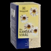 Kamilla tea BIO 18x0,8g Sonnentor