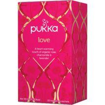 Love fűszertea BIO 20x1,2g Pukka