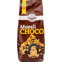 Müzli csokoládés glm. BIO 300g Bauch Hof