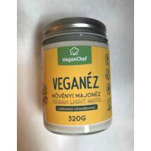 Veganéz növényi majonéz 320g VeganChef