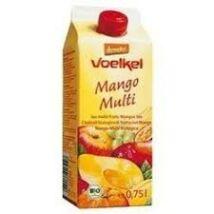 Mango Multi gyümölcsital BIO 750ml Voelk