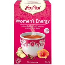 Női energia tea BIO 17x1,8g YogiTea