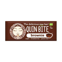 Nyers szelet (brownie) BIO 30g QuinBite