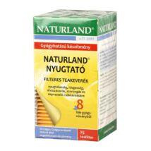 Nyugtató teakeverék 25x1,5g Naturland
