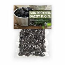 Olivabogyó fekete BIO 180g Velouitinos