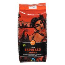 Organico espresso kávé (szemes) BIO 1kg
