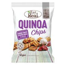 Quinoa chips (paradicsom-fokhagyma) 30g