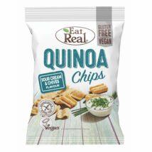 Quiona chips (tejföl-snidling) 30g Eat
