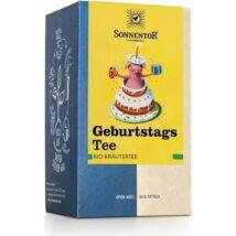 Szülinapi tea BIO 18x1,5g Sonnentor