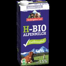 Tej (laktózmentes) 1,5% BIO 1L Berchtes.