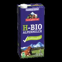 Tej (laktózmentes) 3,5% BIO 1L Berchtes.