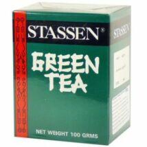 Zöld tea 100g Stassen