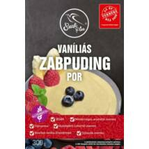 Zabpudingpor vaníliás (glutm.) 300g Szaf