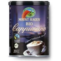 Instant kávé cappucino 200g Mount Hagen