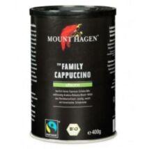 Cappuccino családi BIO 400g Mount Hagen