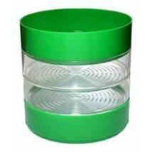 Csíráztató tál (zöld/kék)