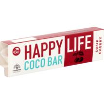 Coco bar meggyes kókuszos szelet BIO 40g