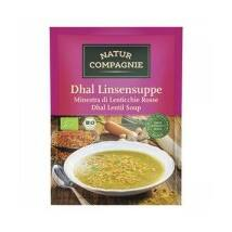 Lencseleves Dhal 60g Natur compagnie