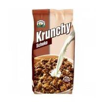 """Zabpehely """"Krunchy"""" csokoládés BIO 375g"""