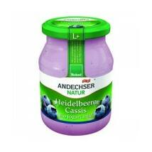 Joghurt áfonya-feketeribizli bio AND 500