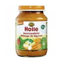Bébiétel vegyes zöldségek BIO 190g Holle