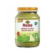 Bébiétel brokkoli-rizs BIO 190g