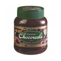 Csokikrém mogyoróval 350g BIO Chocoreale