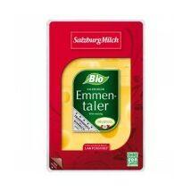 Ementáli sajt szeletelt BIO 100g Salzb.